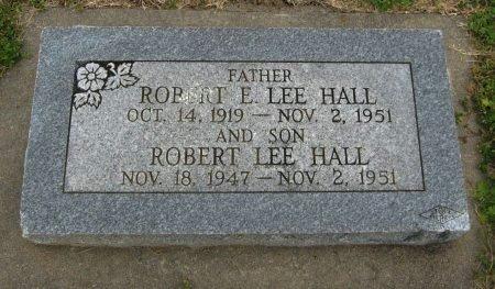 "HALL, ROBERT LEE ""BOBBY"" - Cowley County, Kansas | ROBERT LEE ""BOBBY"" HALL - Kansas Gravestone Photos"