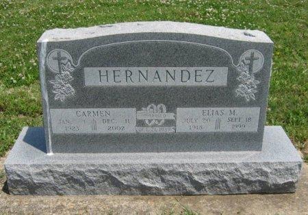 HERNANDEZ, CARMEN - Cowley County, Kansas | CARMEN HERNANDEZ - Kansas Gravestone Photos