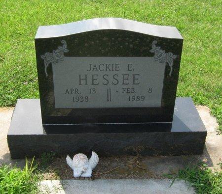 HESSEE, JACKIE E - Cowley County, Kansas | JACKIE E HESSEE - Kansas Gravestone Photos