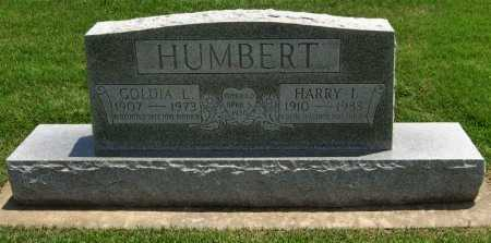 BOOE HUMBERT, GOLDIA LEE - Cowley County, Kansas | GOLDIA LEE BOOE HUMBERT - Kansas Gravestone Photos
