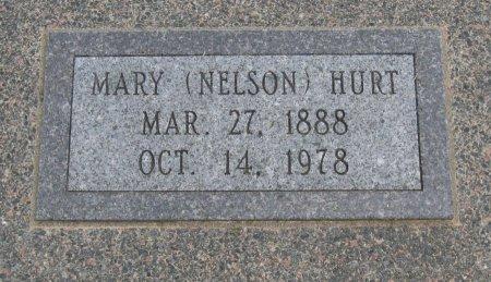 HURT, MARY - Cowley County, Kansas | MARY HURT - Kansas Gravestone Photos