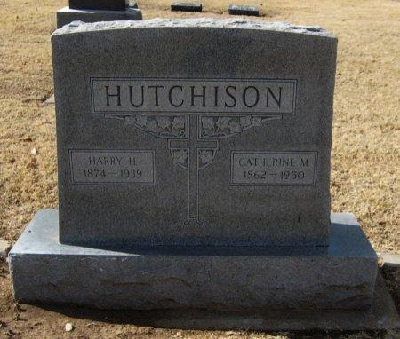 HUTCHINSON, CATHERINE M - Cowley County, Kansas | CATHERINE M HUTCHINSON - Kansas Gravestone Photos