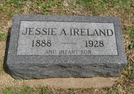 IRELAND, INFANT SON - Cowley County, Kansas | INFANT SON IRELAND - Kansas Gravestone Photos