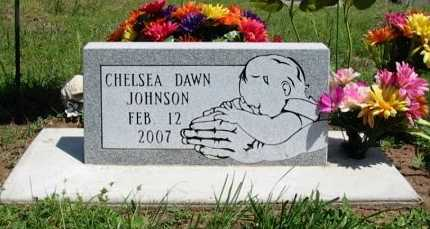 JOHNSON, CHELSEA DAWN - Cowley County, Kansas | CHELSEA DAWN JOHNSON - Kansas Gravestone Photos