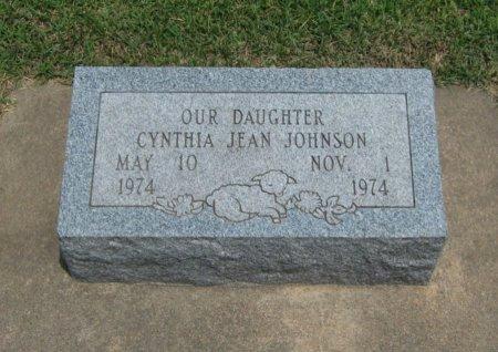 JOHNSON, CYNTHIA JEAN - Cowley County, Kansas | CYNTHIA JEAN JOHNSON - Kansas Gravestone Photos