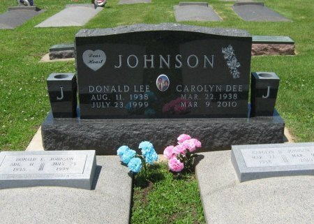 JOHNSON, CAROLYN DEE - Cowley County, Kansas | CAROLYN DEE JOHNSON - Kansas Gravestone Photos