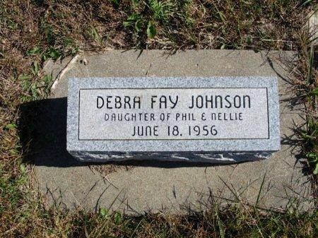 JOHNSON, DEBRA FAY - Cowley County, Kansas   DEBRA FAY JOHNSON - Kansas Gravestone Photos