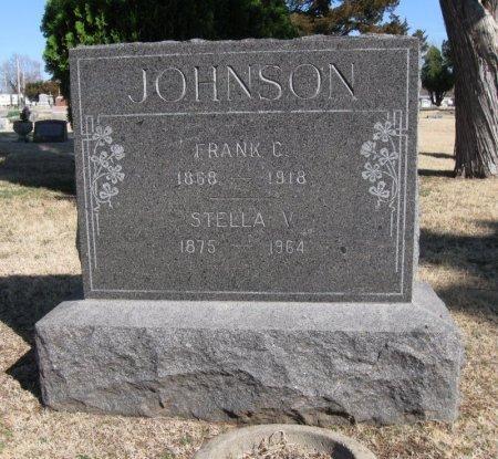 JOHNSON, STELLA V  - Cowley County, Kansas | STELLA V  JOHNSON - Kansas Gravestone Photos