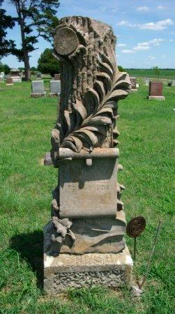 JOHNSON, SAMPSON (VETERAN UNION) - Cowley County, Kansas | SAMPSON (VETERAN UNION) JOHNSON - Kansas Gravestone Photos
