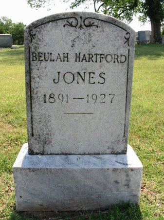 JONES, BEULAH GERTRUDE - Cowley County, Kansas   BEULAH GERTRUDE JONES - Kansas Gravestone Photos