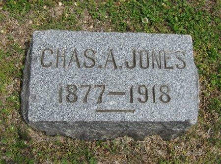 JONES, CHARLES ALLEN - Cowley County, Kansas   CHARLES ALLEN JONES - Kansas Gravestone Photos