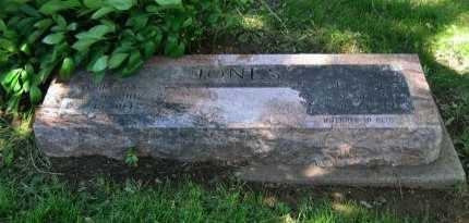 JONES, MATILDA MABEL - Cowley County, Kansas   MATILDA MABEL JONES - Kansas Gravestone Photos