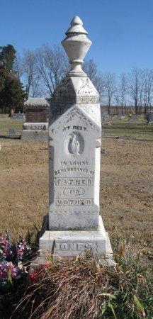 JONES, FRANCES E - Cowley County, Kansas | FRANCES E JONES - Kansas Gravestone Photos