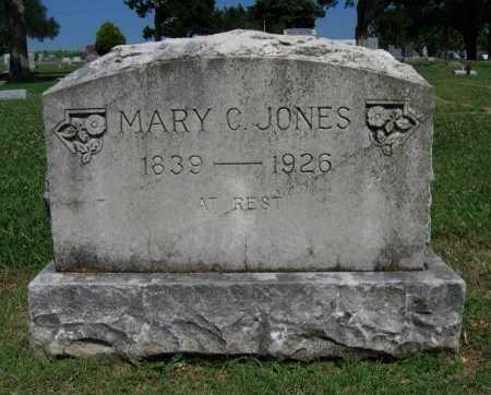 JONES, MARY CATHERINE  - Cowley County, Kansas | MARY CATHERINE  JONES - Kansas Gravestone Photos