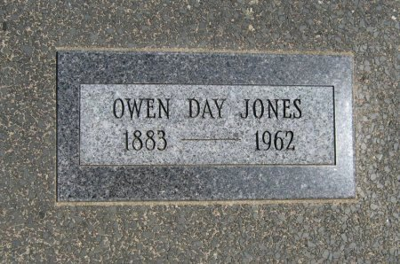 JONES, OWEN DAY - Cowley County, Kansas | OWEN DAY JONES - Kansas Gravestone Photos