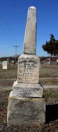 JONES, PAUL - Cowley County, Kansas   PAUL JONES - Kansas Gravestone Photos