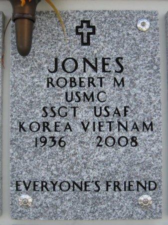 JONES, ROBERT MOORE (VETERAN 2 WARS) - Cowley County, Kansas | ROBERT MOORE (VETERAN 2 WARS) JONES - Kansas Gravestone Photos