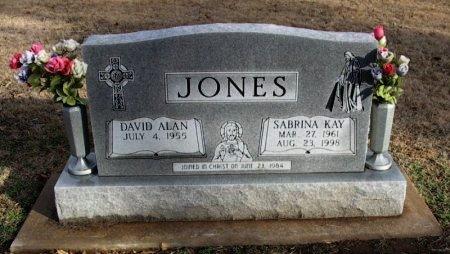 JONES, SABRINA KAY - Cowley County, Kansas   SABRINA KAY JONES - Kansas Gravestone Photos