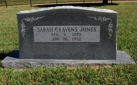 JONES, SARAH JANE - Cowley County, Kansas | SARAH JANE JONES - Kansas Gravestone Photos