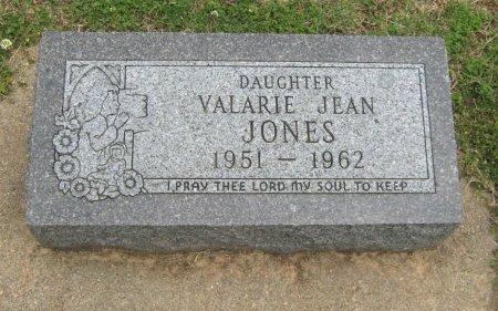 JONES, VALARIE JEAN - Cowley County, Kansas | VALARIE JEAN JONES - Kansas Gravestone Photos
