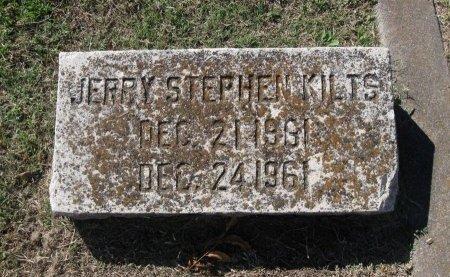 KILTS, JERRY STEPHEN - Cowley County, Kansas | JERRY STEPHEN KILTS - Kansas Gravestone Photos