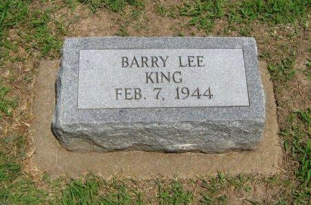 KING, BARRY LEE - Cowley County, Kansas   BARRY LEE KING - Kansas Gravestone Photos