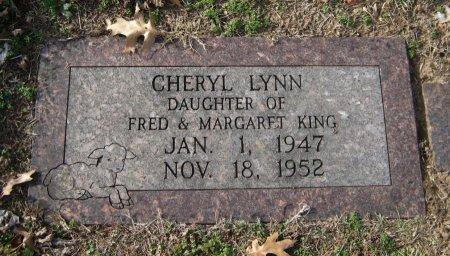 KING, CHERYL LYNN - Cowley County, Kansas   CHERYL LYNN KING - Kansas Gravestone Photos