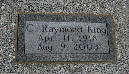 "KING, C RAYMOND ""SCOTTY"" - Cowley County, Kansas | C RAYMOND ""SCOTTY"" KING - Kansas Gravestone Photos"