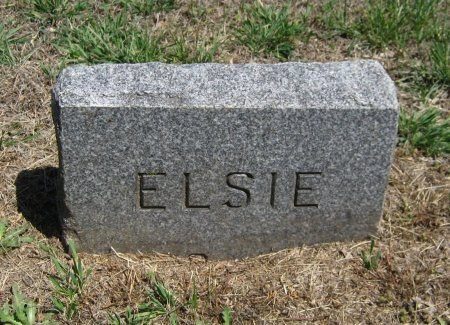 KING, ELSIE - Cowley County, Kansas   ELSIE KING - Kansas Gravestone Photos