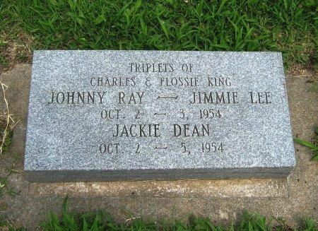 KING, JOHNNY RAY - Cowley County, Kansas | JOHNNY RAY KING - Kansas Gravestone Photos
