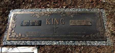 KING, MARY MARIE - Cowley County, Kansas   MARY MARIE KING - Kansas Gravestone Photos
