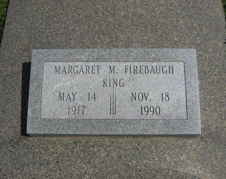KING, MARGARET MAY - Cowley County, Kansas | MARGARET MAY KING - Kansas Gravestone Photos