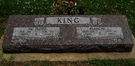 KING, BLANCHE L - Cowley County, Kansas | BLANCHE L KING - Kansas Gravestone Photos