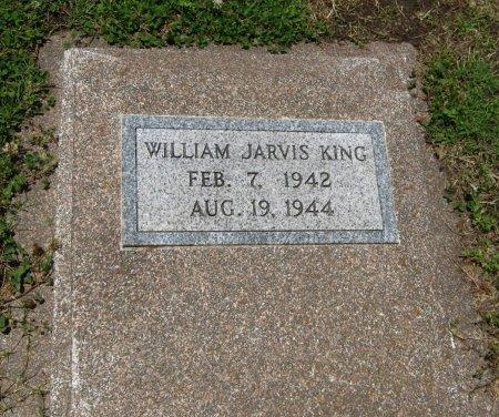 KING, WILLIAM JARVIS - Cowley County, Kansas | WILLIAM JARVIS KING - Kansas Gravestone Photos