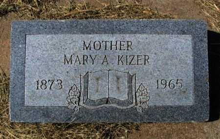 LEWIS, MARY ALICE - Cowley County, Kansas | MARY ALICE LEWIS - Kansas Gravestone Photos