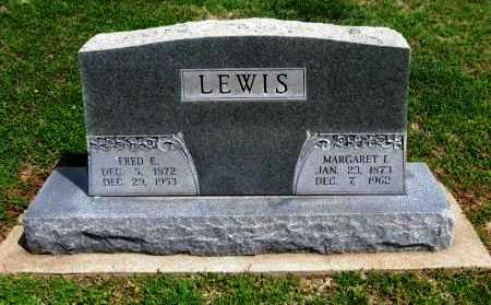 LEWIS, MARGARET INNES - Cowley County, Kansas | MARGARET INNES LEWIS - Kansas Gravestone Photos