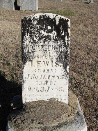 LEWIS, RUDOLPH - Cowley County, Kansas   RUDOLPH LEWIS - Kansas Gravestone Photos