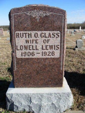 LEWIS, RUTH OPAL - Cowley County, Kansas | RUTH OPAL LEWIS - Kansas Gravestone Photos