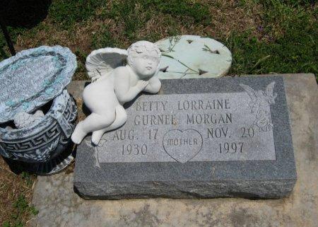 GURNEE MORGAN, BETTY LORAINE - Cowley County, Kansas | BETTY LORAINE GURNEE MORGAN - Kansas Gravestone Photos