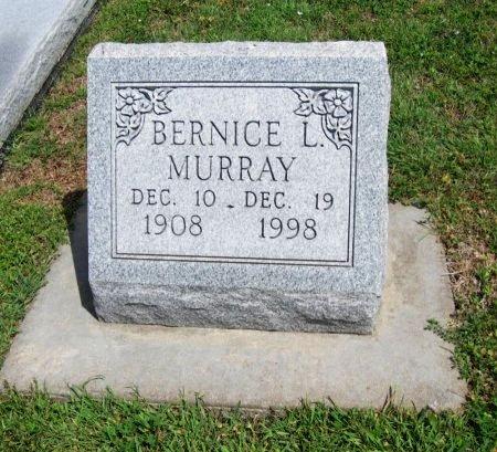 MURRAY, BERNICE LORENE - Cowley County, Kansas | BERNICE LORENE MURRAY - Kansas Gravestone Photos
