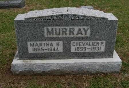 MURRAY, CHEVALIER PINCHNEY - Cowley County, Kansas | CHEVALIER PINCHNEY MURRAY - Kansas Gravestone Photos