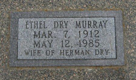MURRAY, ETHEL - Cowley County, Kansas | ETHEL MURRAY - Kansas Gravestone Photos