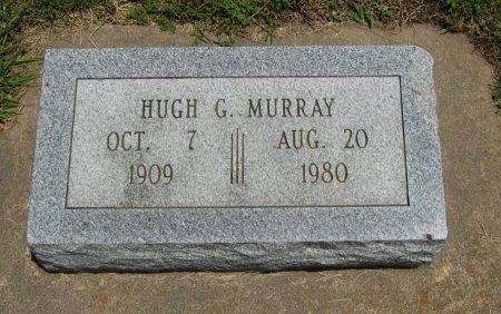 MURRAY, HUGH GORDON - Cowley County, Kansas | HUGH GORDON MURRAY - Kansas Gravestone Photos