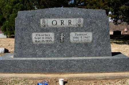 ORR, TENNIE - Cowley County, Kansas   TENNIE ORR - Kansas Gravestone Photos
