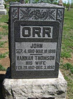 ORR, JOHN - Cowley County, Kansas | JOHN ORR - Kansas Gravestone Photos