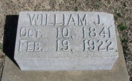 ORR, WILLIAM J - Cowley County, Kansas | WILLIAM J ORR - Kansas Gravestone Photos