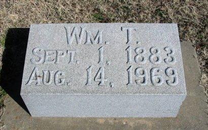 ORR, WILLIAM T - Cowley County, Kansas   WILLIAM T ORR - Kansas Gravestone Photos