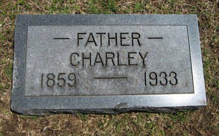 ROBERTSON, CHARLEY - Cowley County, Kansas | CHARLEY ROBERTSON - Kansas Gravestone Photos