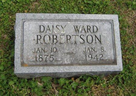 ROBERTSON, DAISY AVA - Cowley County, Kansas | DAISY AVA ROBERTSON - Kansas Gravestone Photos