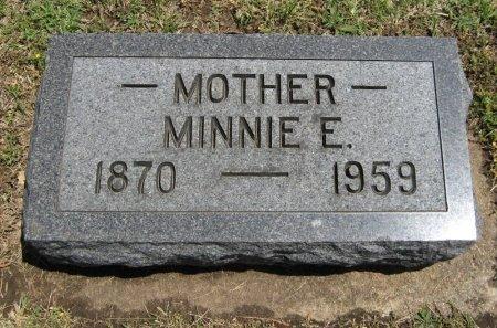 ROBERTSON, MINNIE ELIZABETH - Cowley County, Kansas | MINNIE ELIZABETH ROBERTSON - Kansas Gravestone Photos